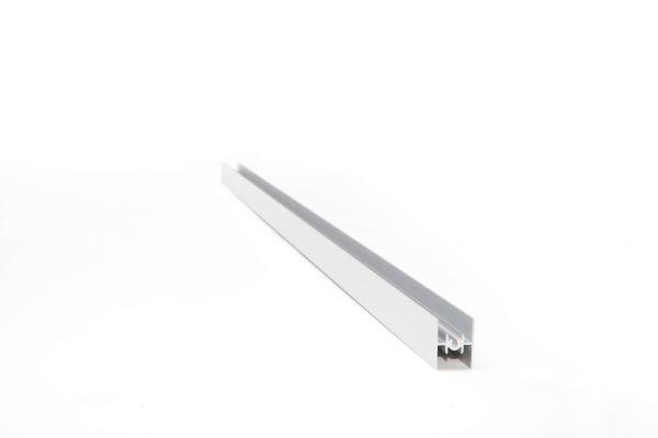 Füllungseilendes Querprofil Typ A Aluminium