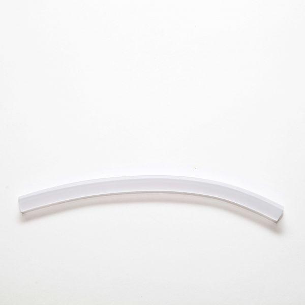 Graue Glasdichtung für 6 mm Schiebetür Füllungen