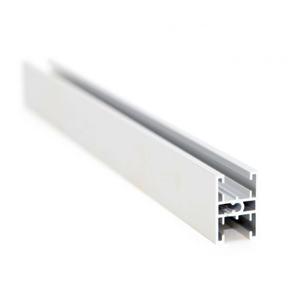 Füllungseilendes Querprofil Typ B Aluminium