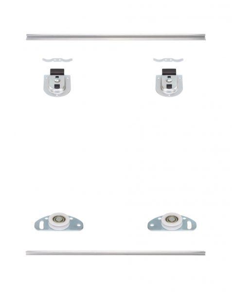 MSB-Standard - Bausatz für Möbelschiebetüren